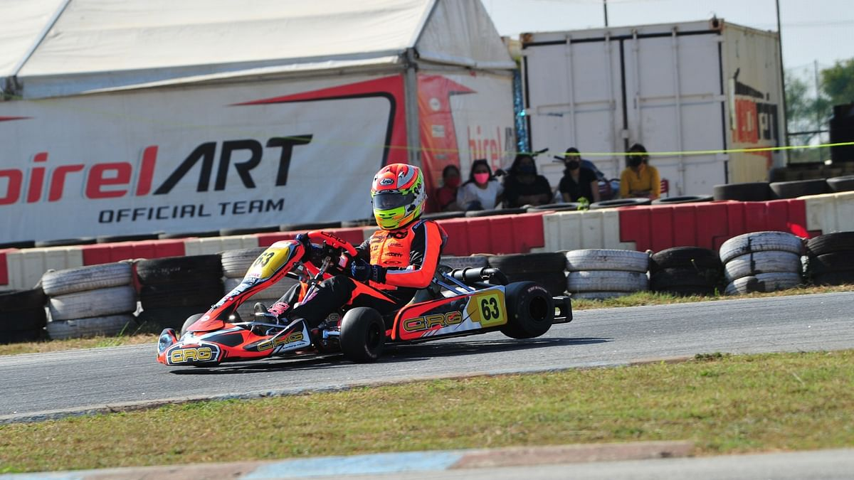 NK Racing Academy dominates in Rotax Max championship debut