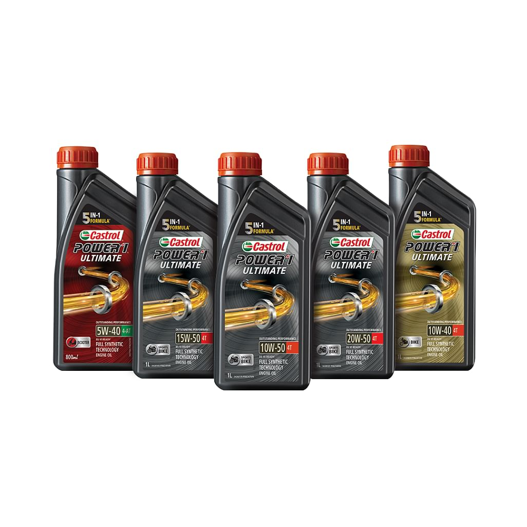 Castrol Power1 Ultimate engine oil launched in India