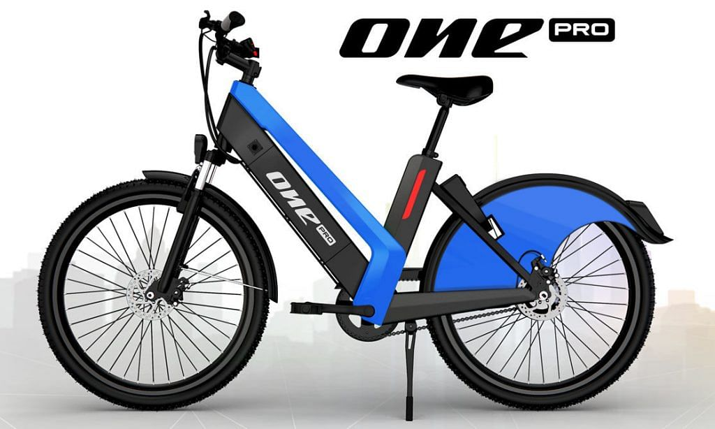 The tBike One Pro, Tronx' latest offering, has been positioned as its flagship offering