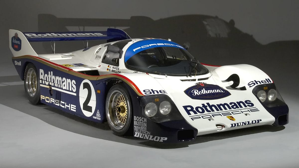 In May 1983, the 956 set an astonishing time of 6:11.13 in a Porsche 956