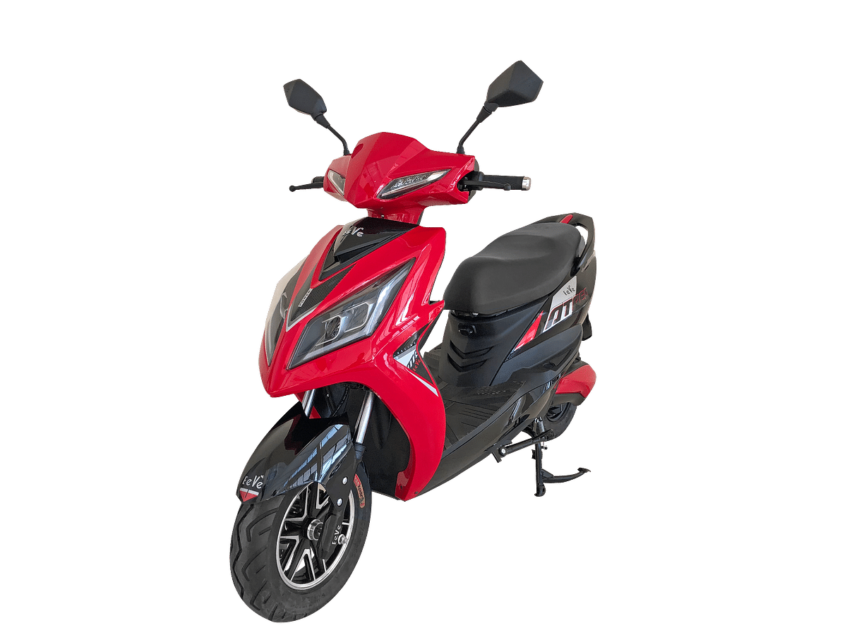 Eeve India Atreo e-scooter