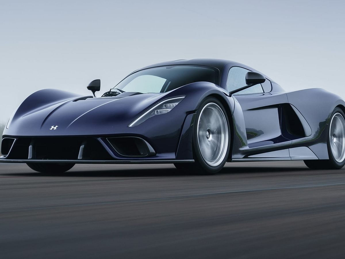 Hennessey Venom F5 revealed in production form – 1792bhp hypercar targets 500kmph