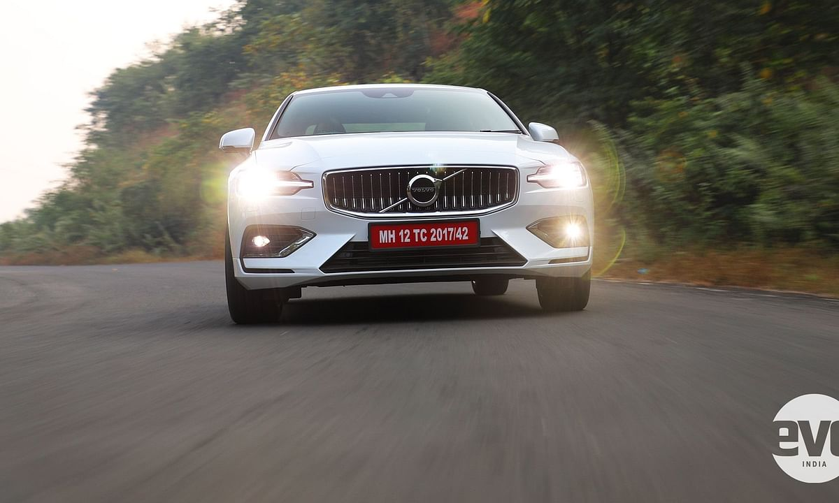 The Volvo S60 is back!