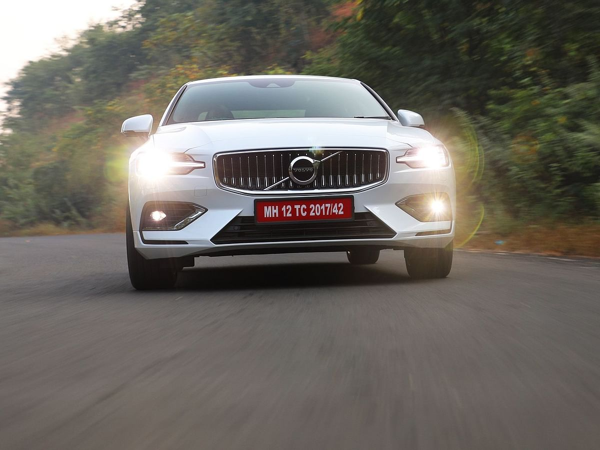 Volvo S60 First Drive Review