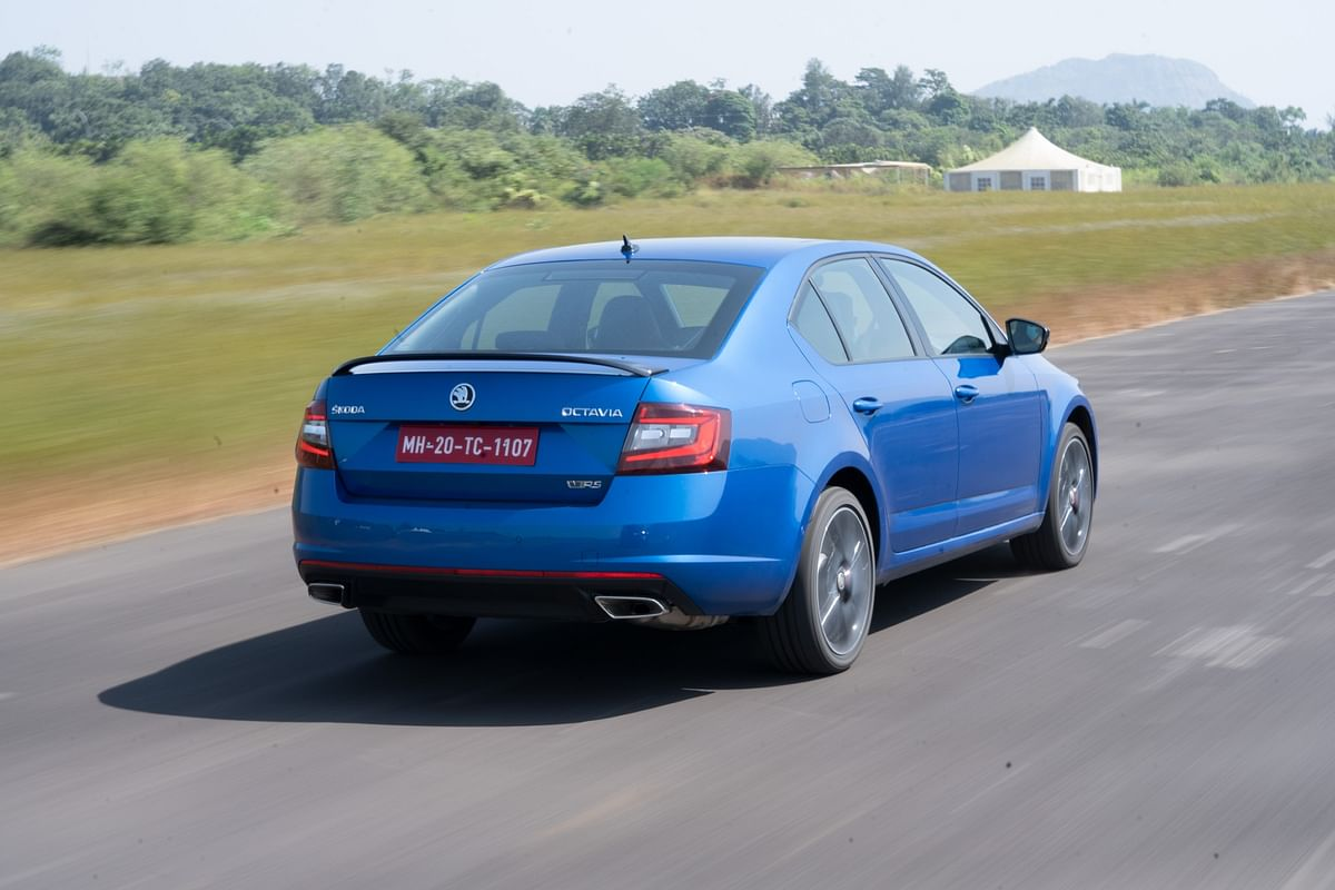 The Race Blue color looks very desirable