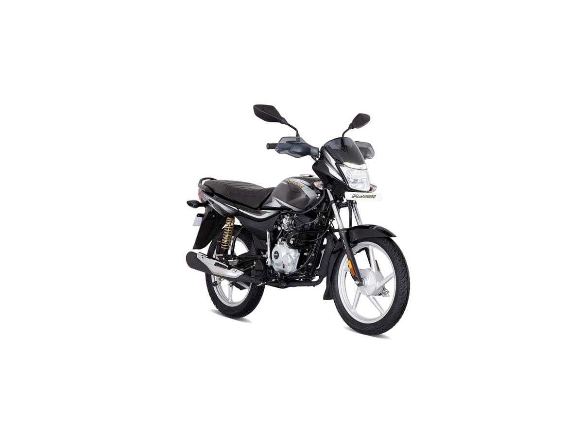 Bajaj Platina 100 Kick Start launched at Rs 51,667