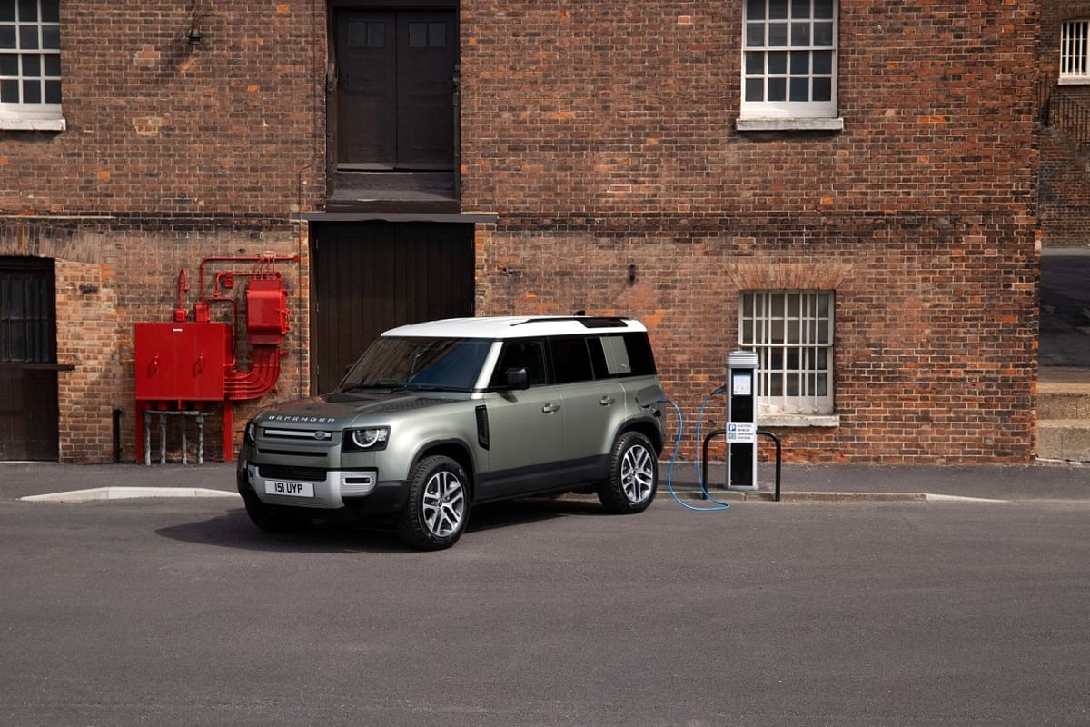 Bookings open for the new Land Rover Defender Plug-In Hybrid
