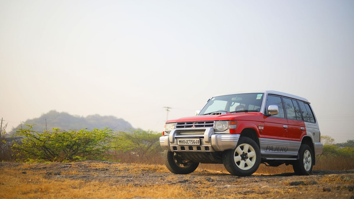 Gone but not forgotten | Mitsubishi Pajero