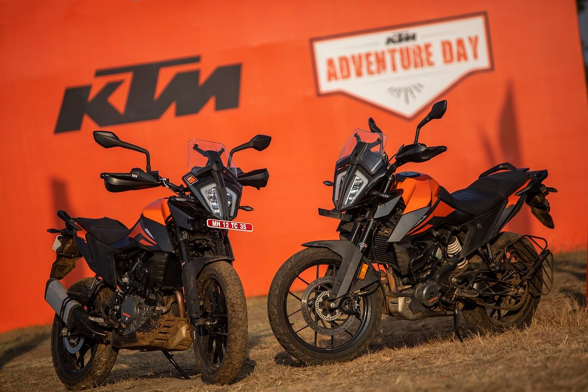 KTM India organizes its first Adventure Day in Pune
