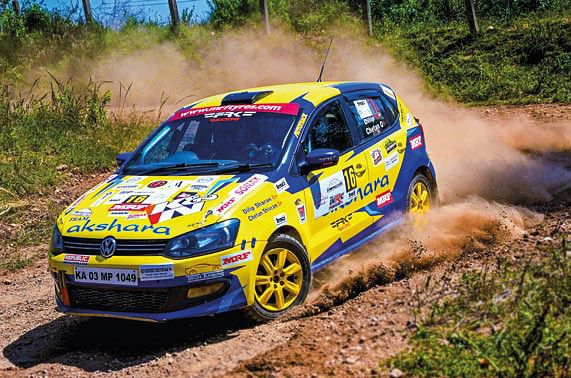 Round 1 of Indian National Rally Championship receives record entries