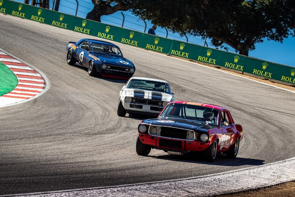 Rolex and Monterey Car Week