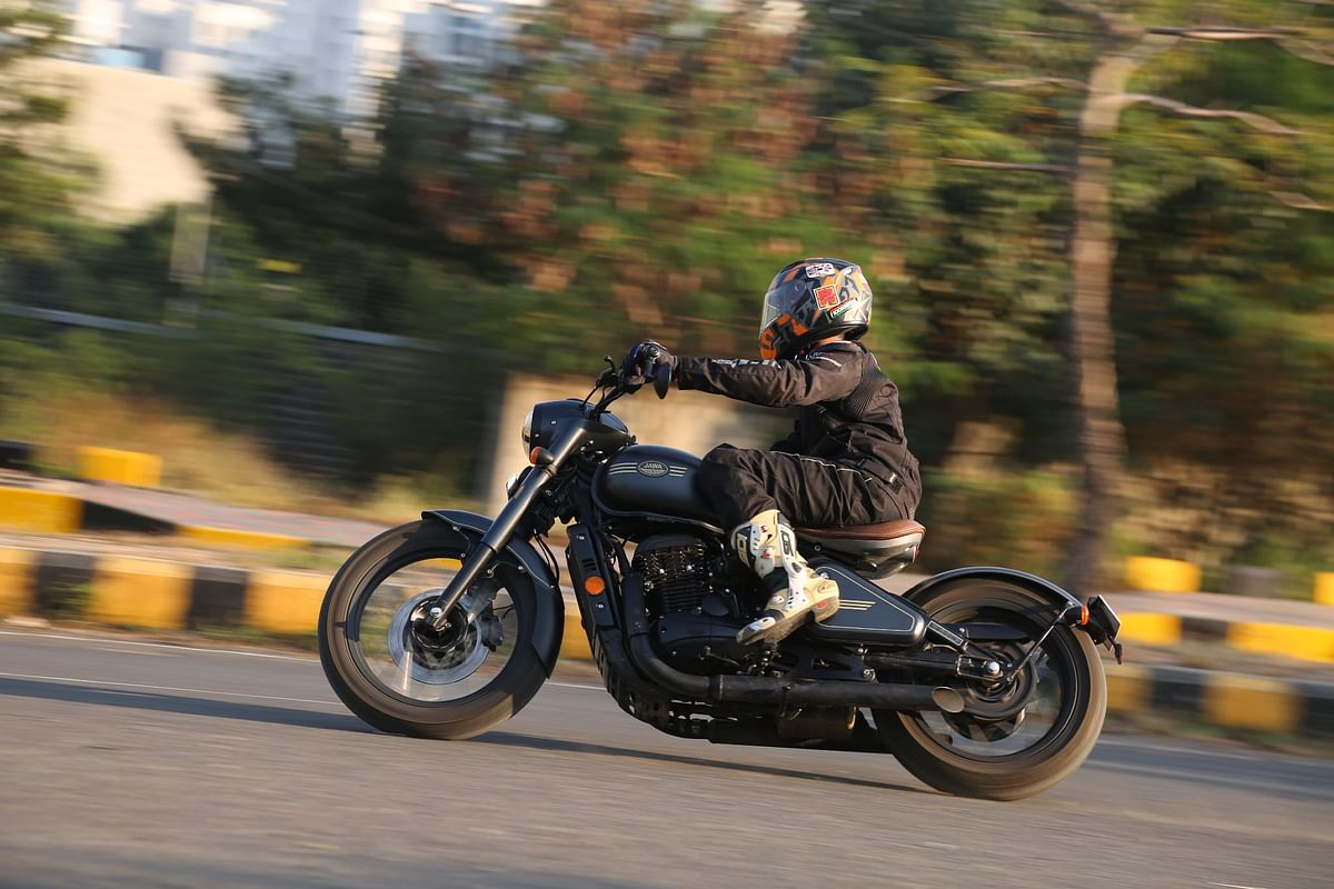 Jawa Perak review | An affordable bobber