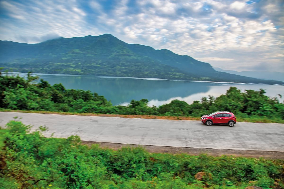 Honda WR-V | Exploring the majestic lakes around Pune