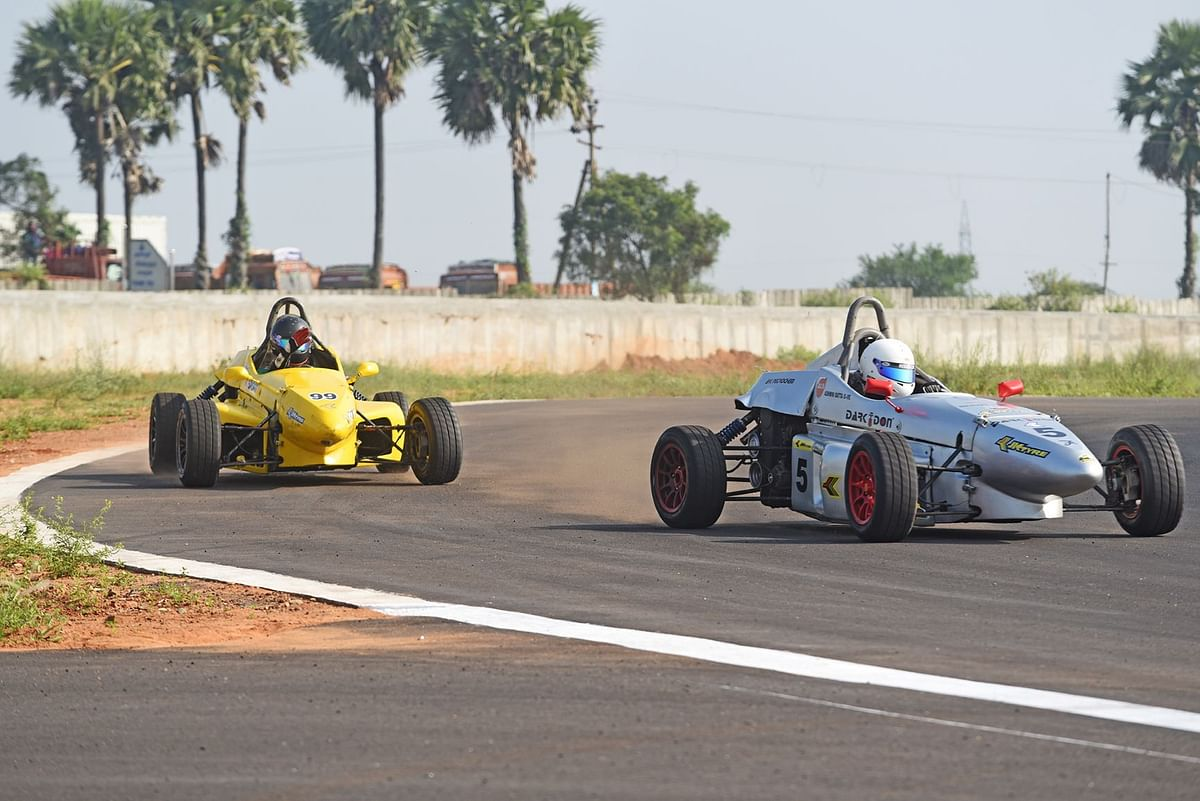 JKNRC 2020 Round 1: Double for Ashwin Datta in FLGB4 ; Clean sweep by Sayed in Novice Cup