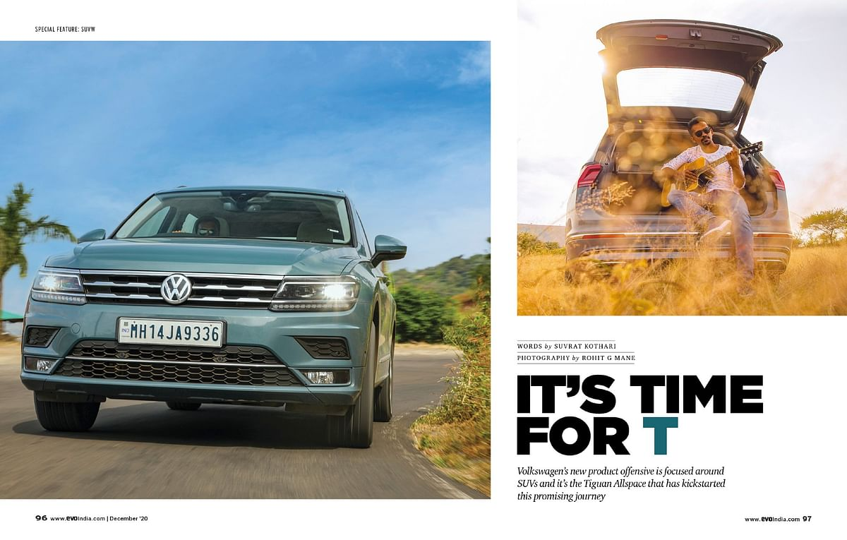 A special story to know what sets Volkswagen's SUVs apart