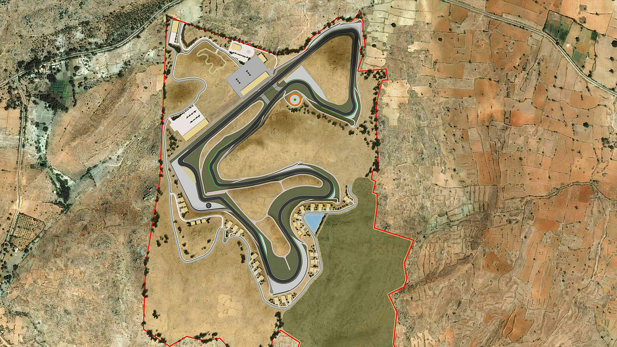 India's longest racetrack set to come up in Andhra Pradesh