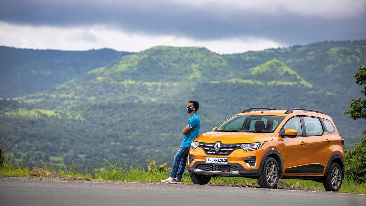 Renault Triber AMT | A safety companion in the new normal