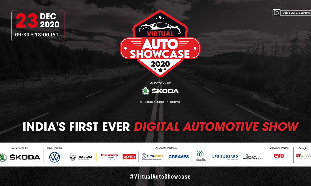 Virtual Auto Showcase 2020 —  an epic automotive show right at your doorstep!