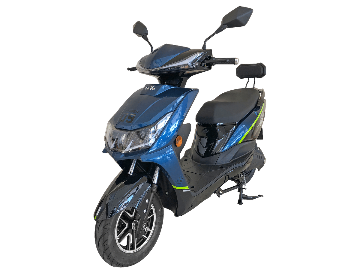 Eeve India Ahava e-scooter