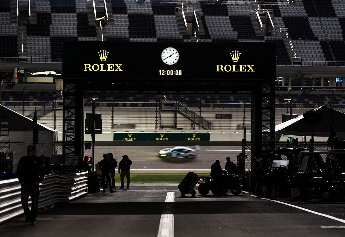 Rolex watches and motorsport: Daytona 24 Hours, Le Mans, Formula 1 and more