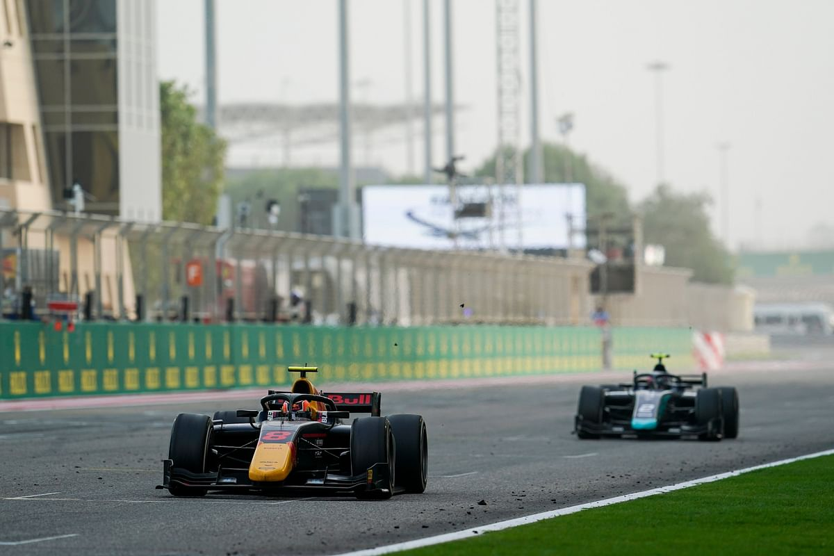 A proud moment for Indian F2 fans worldwide