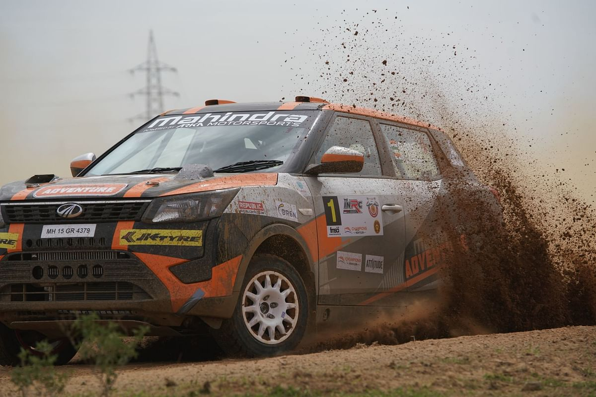 JK Tyre announces its drivers' lineup for the INRC 2020