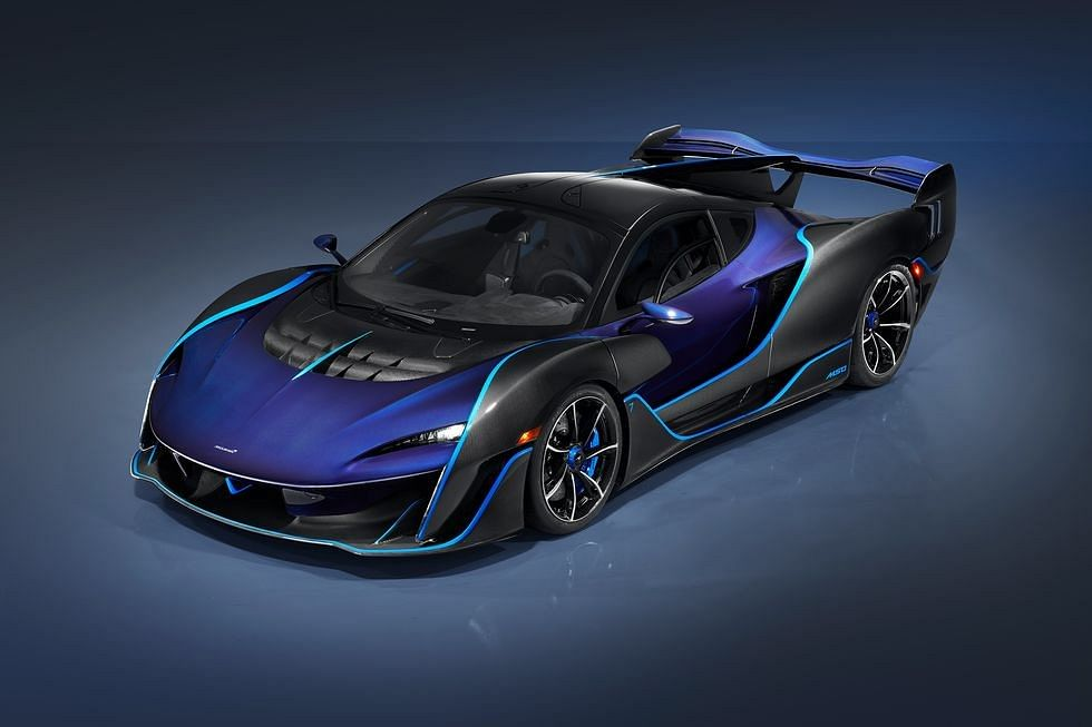 McLaren Sabre: The most powerful non-hybrid McLaren yet