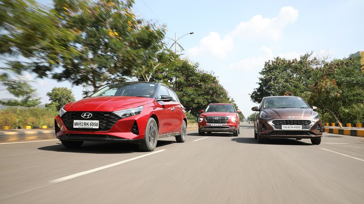 'Sensous Sportiness' makes the new i20 look so good