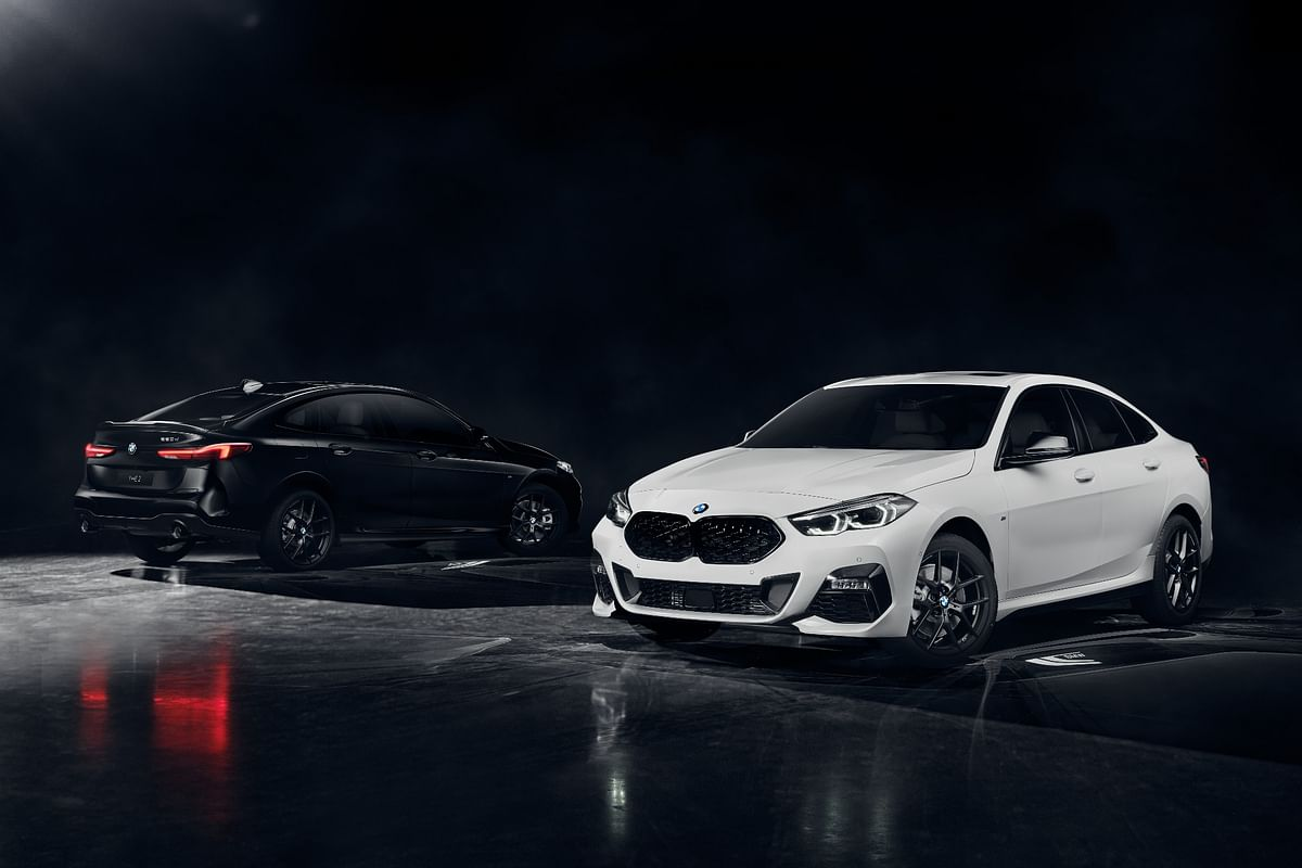 BMW 2 Series Gran Coupe Black Shadow  edition launched