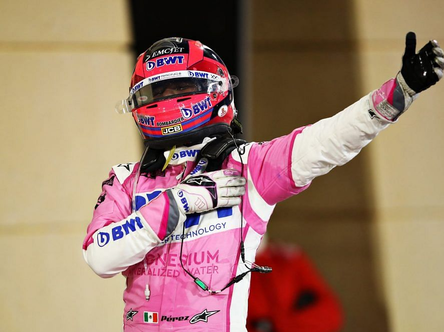 Sergio Perez bags maiden F1 win at Sakhir GP