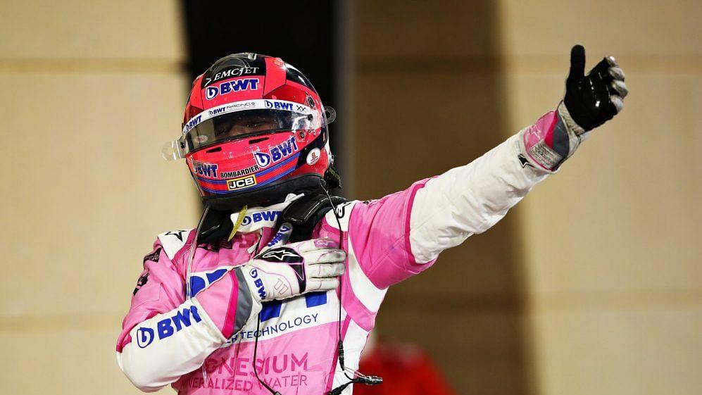Sergio Perez bags maiden F1 win at Sakhir GP