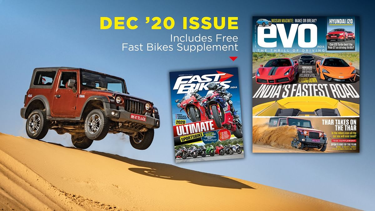 evo India — December issue is out now!