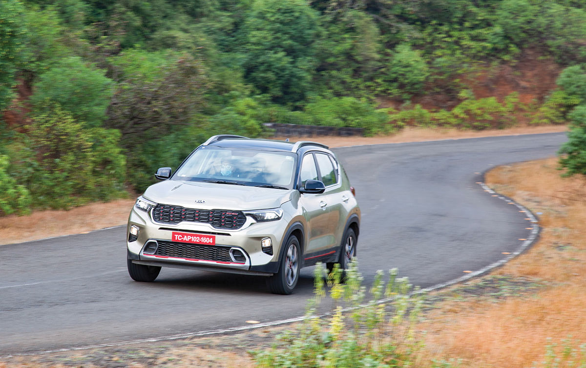 King of All Trades: Can the Kia Sonet' iMT gearbox really do it all?