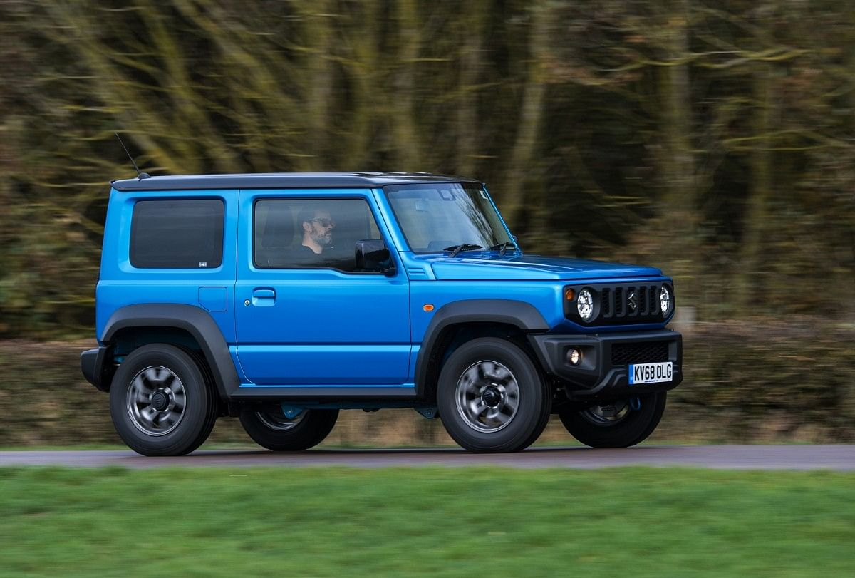 Jimny is one of the most desirable and affordable off-roaders out there