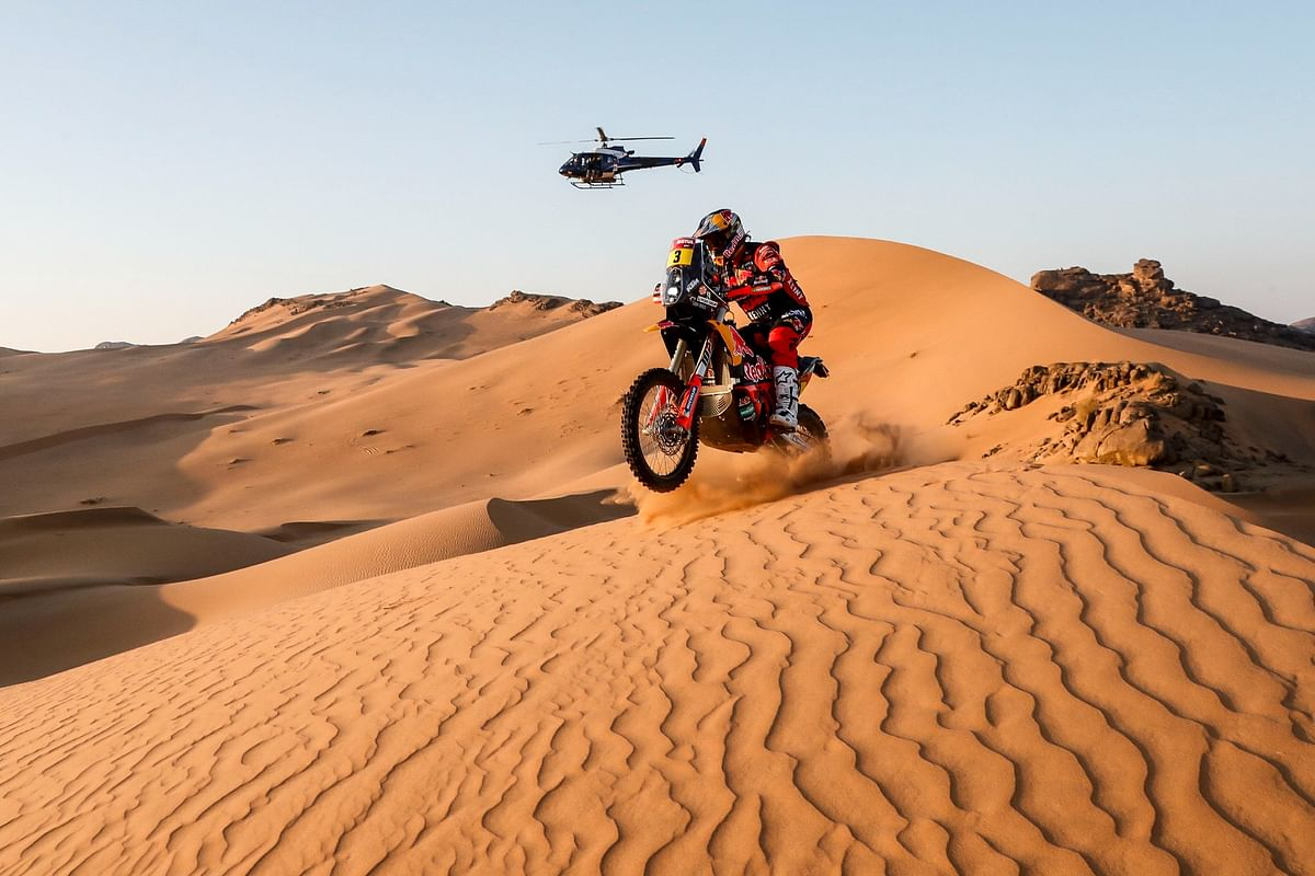 Dakar 2021: Toby Price wins Stage 3, Howes takes overall lead