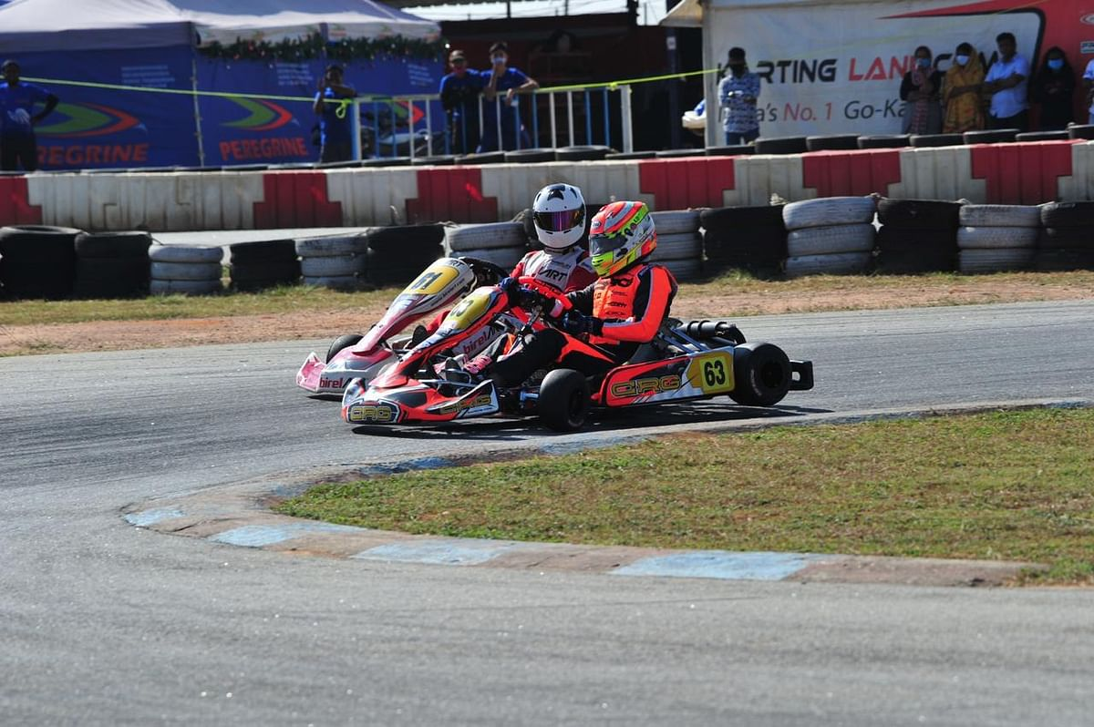 NK Racing Academy reigns at the Rotax Max National Karting championship 2020