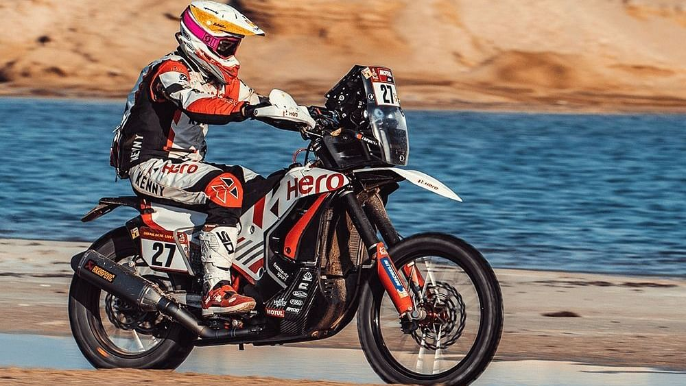 Dakar 2021 | Hero MotoSports Team Rally final report