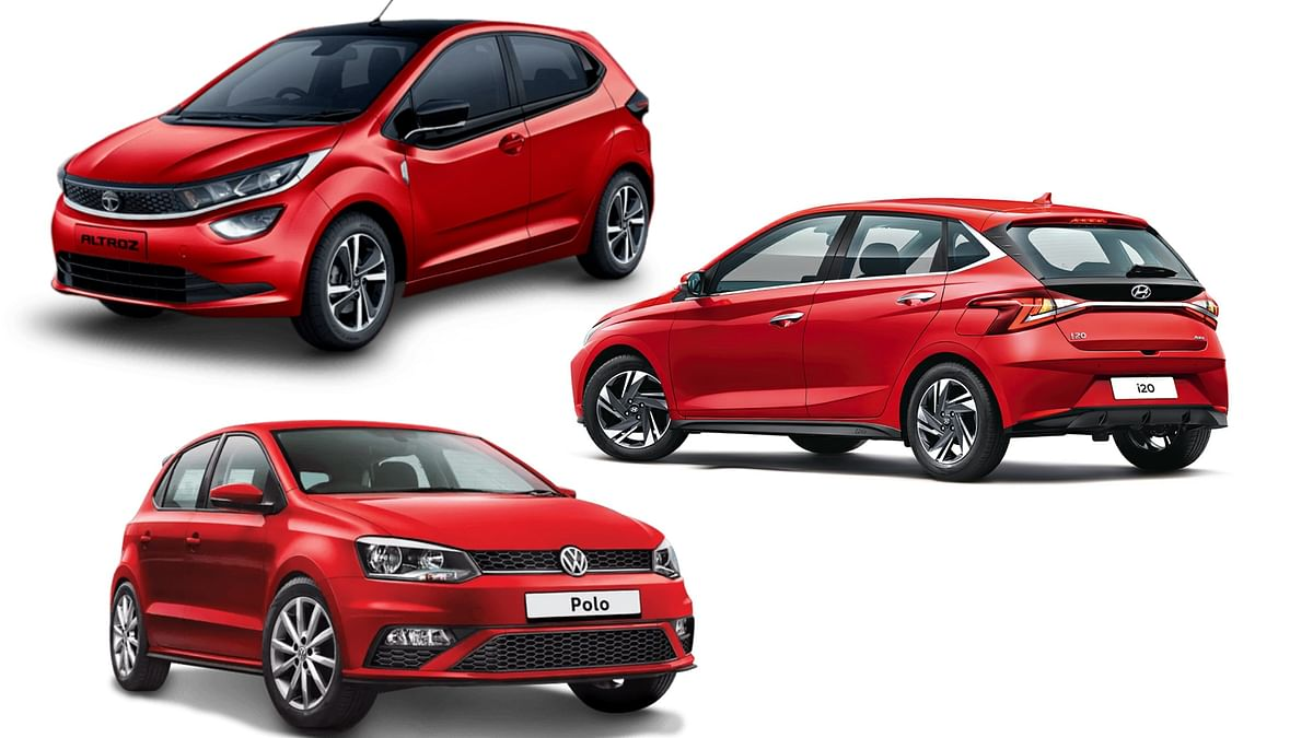 Tata Altroz iTurbo vs Hyundai i20 turbo vs Volkswagen Polo TSI: Specification comparison
