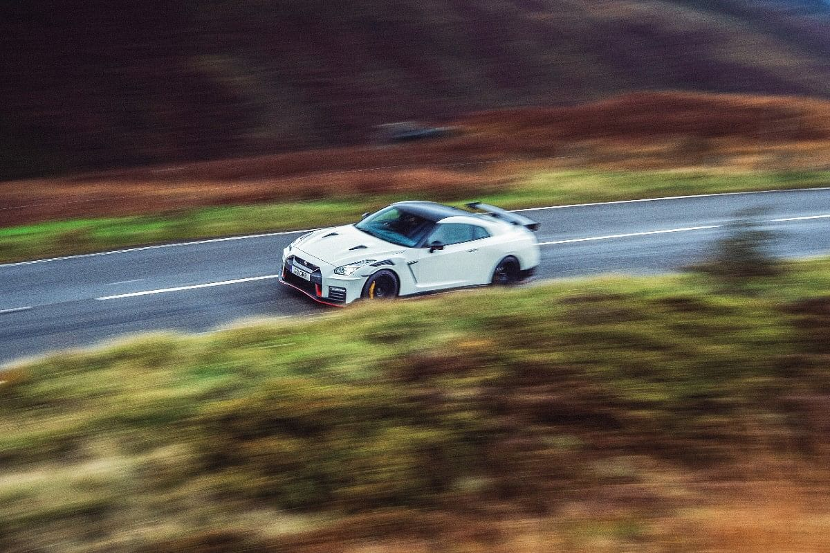 GT-Rs have always looked tough, Nismos tougher still