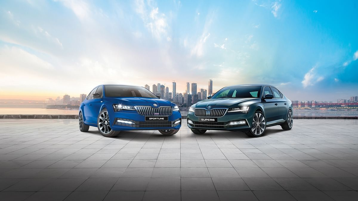 The 2021 Skoda Superb gets more features