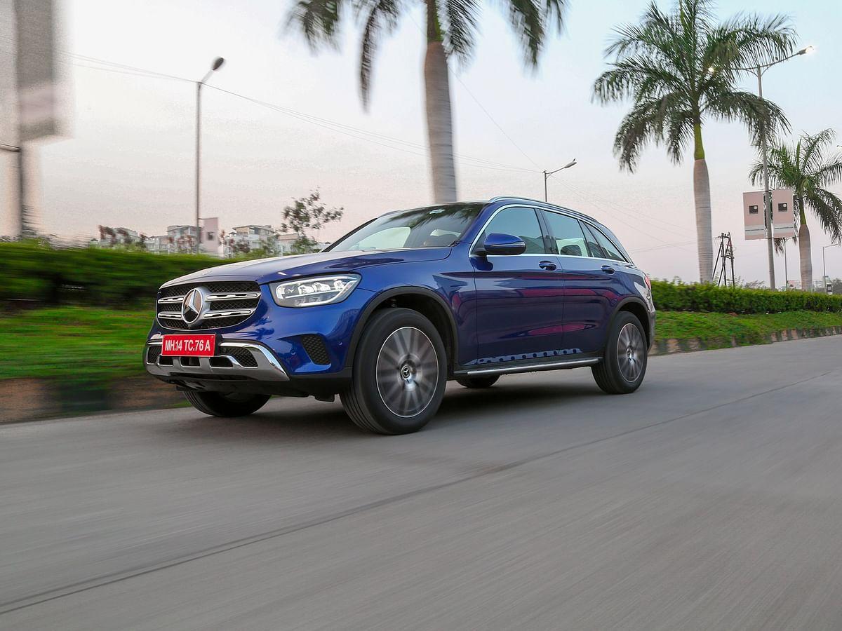 2021 Mercedes-Benz GLC 200: First Drive Review