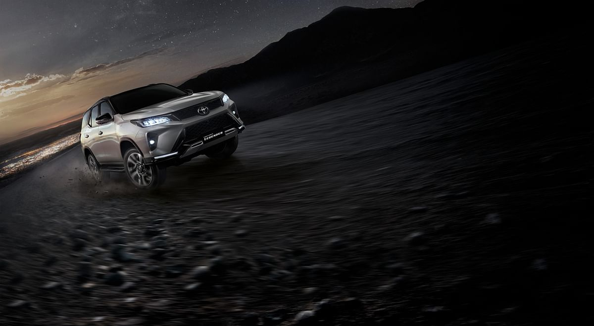 2021 Toyota Fortuner facelift launched at Rs 29.98 lakh