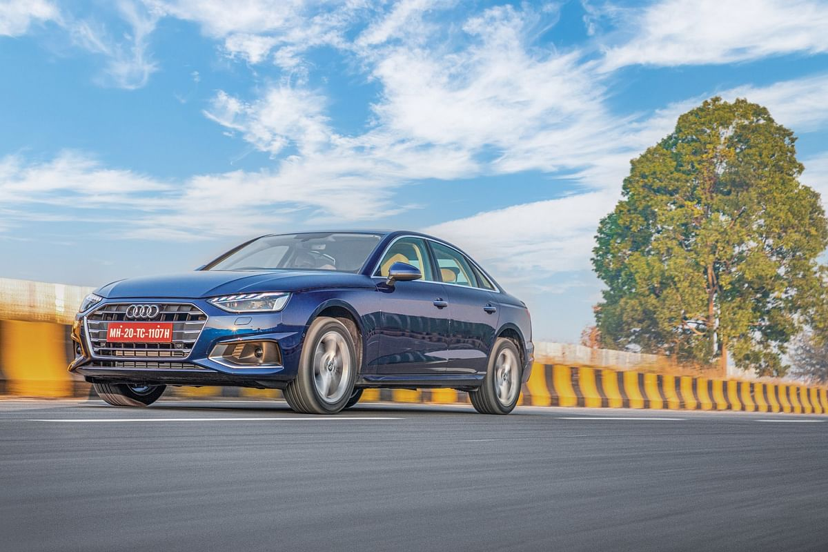 The facelifted Audi A4 comes with comprehensive updates