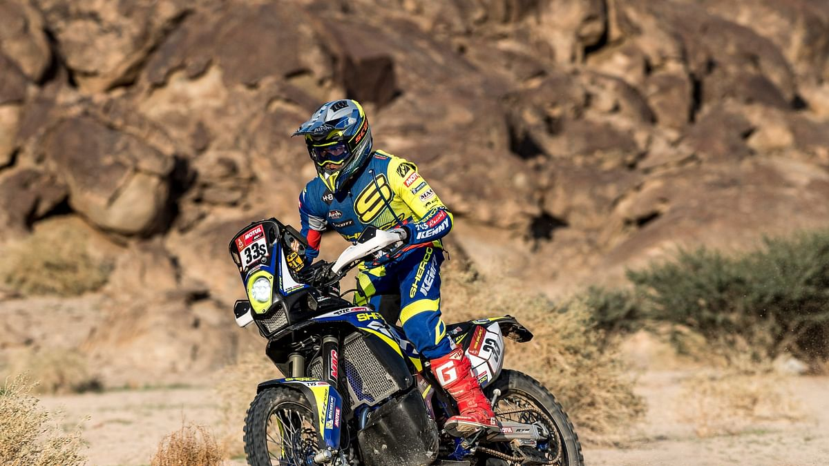 Dakar 2021 Stage 11 | Harith continues his fine form, while a crash impacts Ashish's progress somewhat