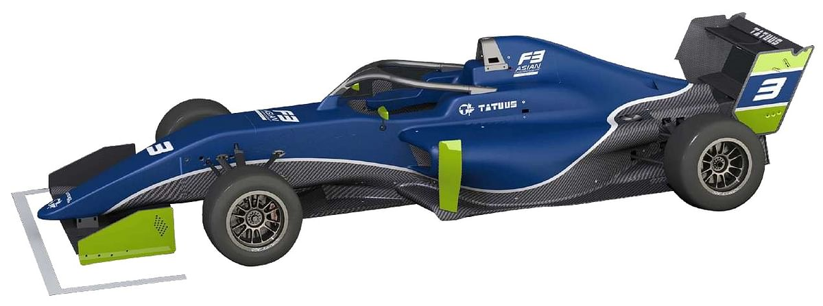 Here's what the MFRL F3 entrant could look like!