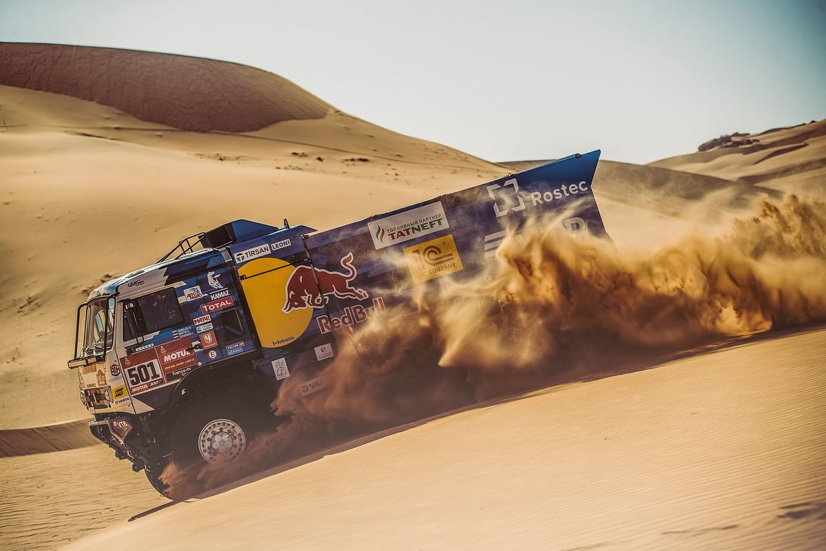 Dakar 2021 Stage 8 | Anton Shibalov takes the stage win