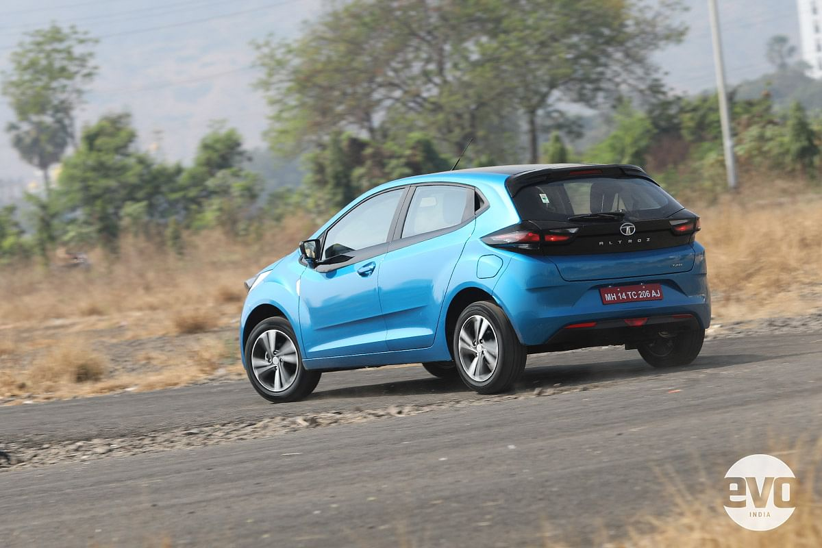 Tata Altroz iTurbo variant is the most affordable turbo-petrol premium hatchback in the country