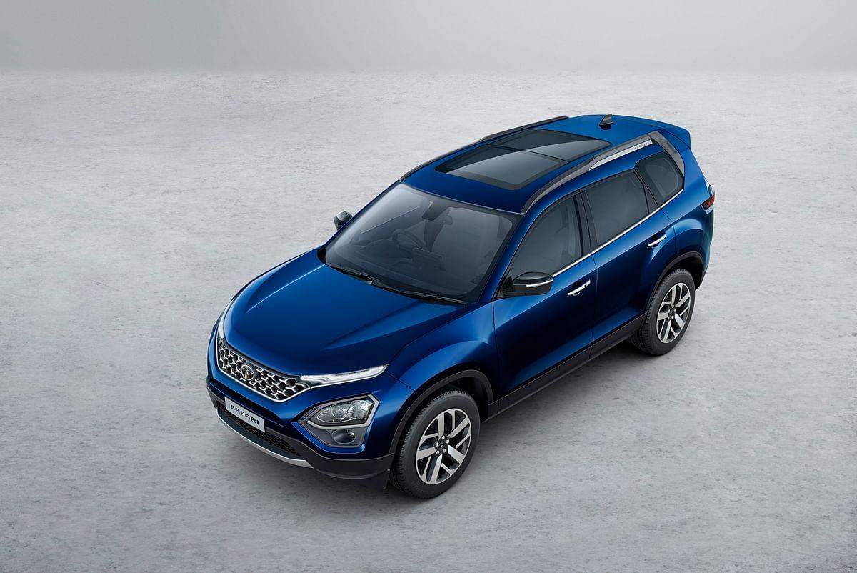 Tata's trailblazing SUV is back!