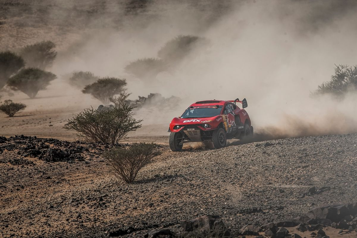 Dakar 2021 Stage 4 | Toyota Gazoo Racing's Nasser Al-Attiyah leads the charge