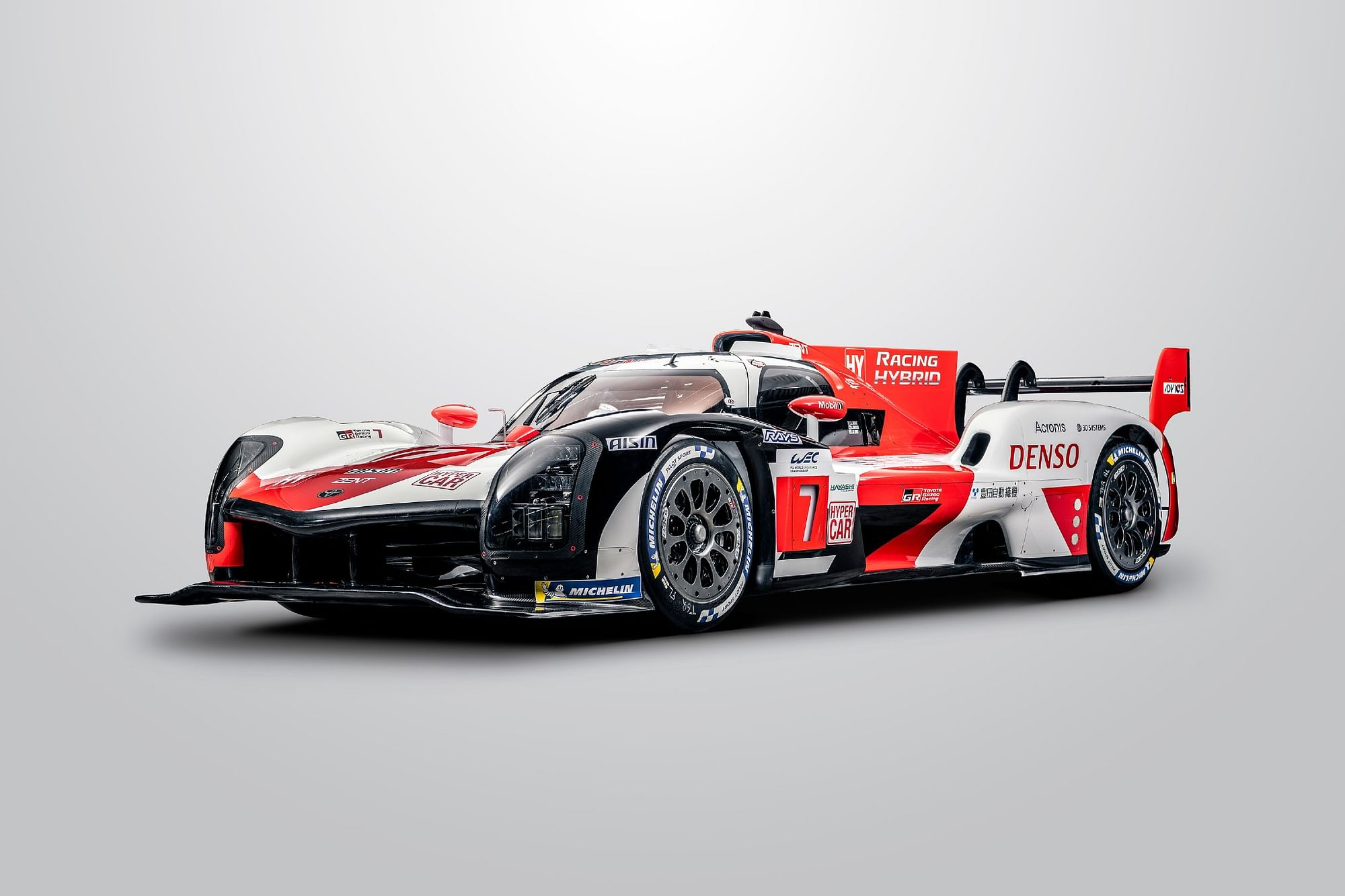 Toyota Gazoo Racing Showcase The Gr010 Hybrid Hypercar